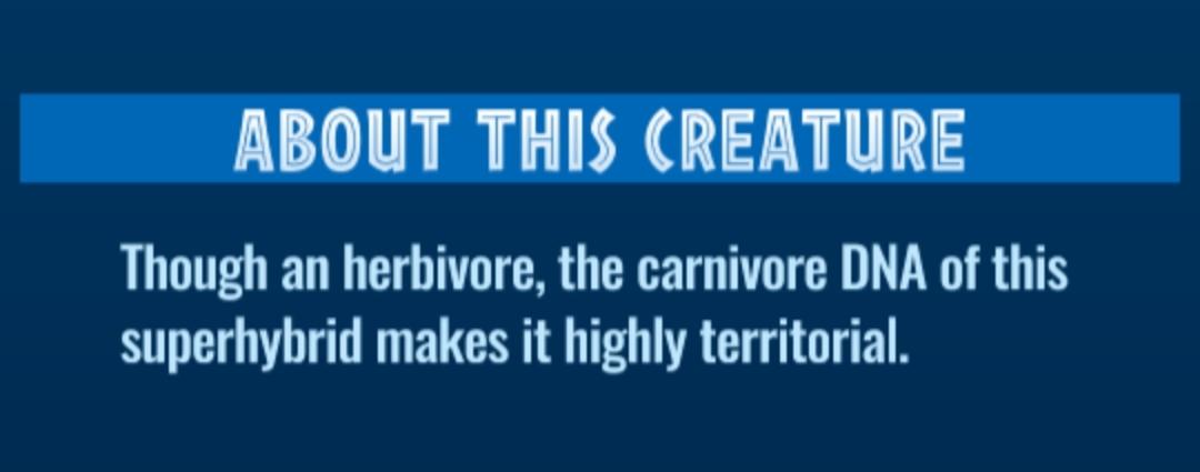 An herbivore